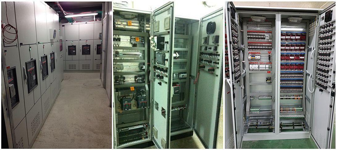 לוחות חשמל לבנייני רב קומות
