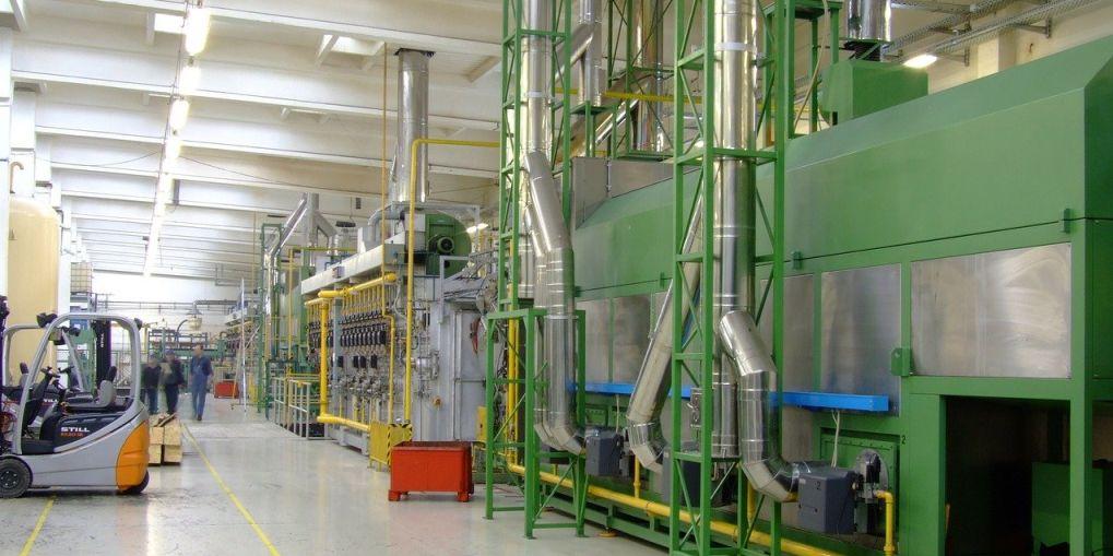 לוחות חשמל במפעלים